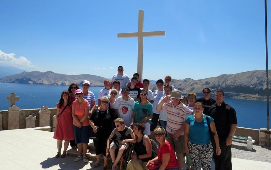 Duhovni kamp u Oazi Kraljice mira u Krku