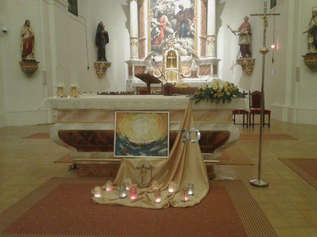 Proslava Svijećnice i 10. rođendana Vjere i svjetla u Vukovaru