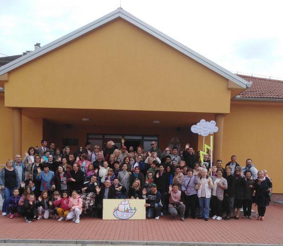 Međudekanatski susret zajednica Vjere i svjetla u Donjem Miholjcu