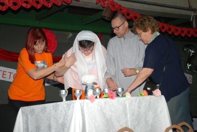 15. Regionalni susret i 20 godina Zajednice Vjera i svjetlo u Osijeku